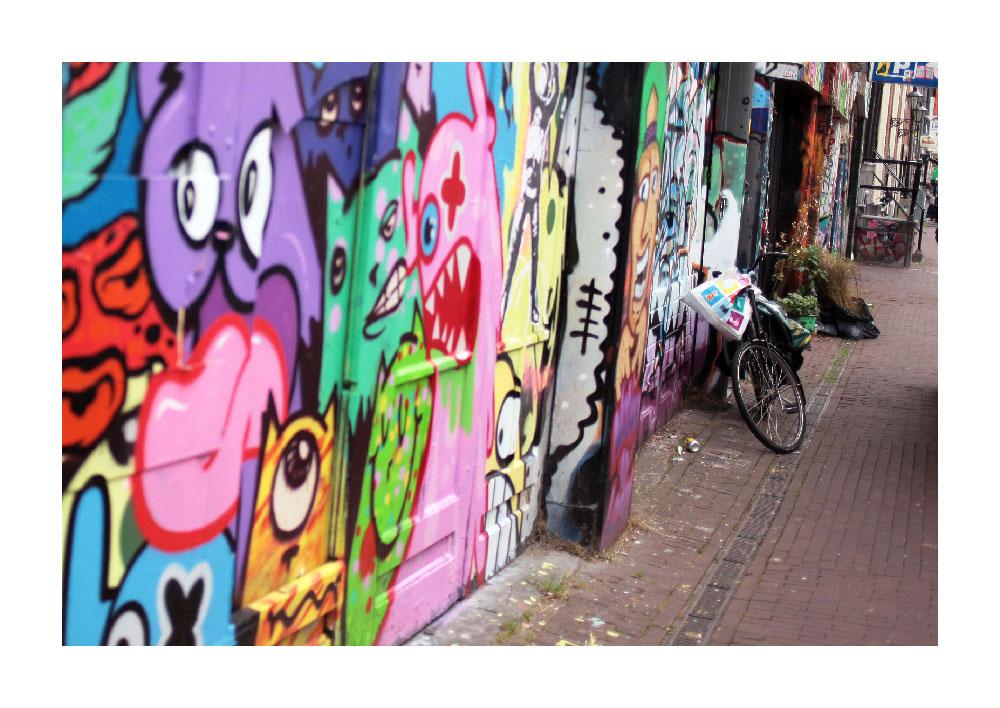 Street Art Bike